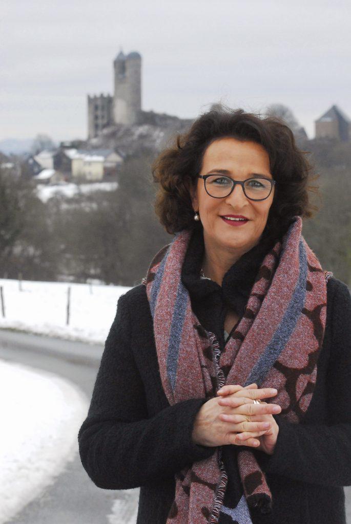 Bürgermeisterin Marion Sander (parteilos)